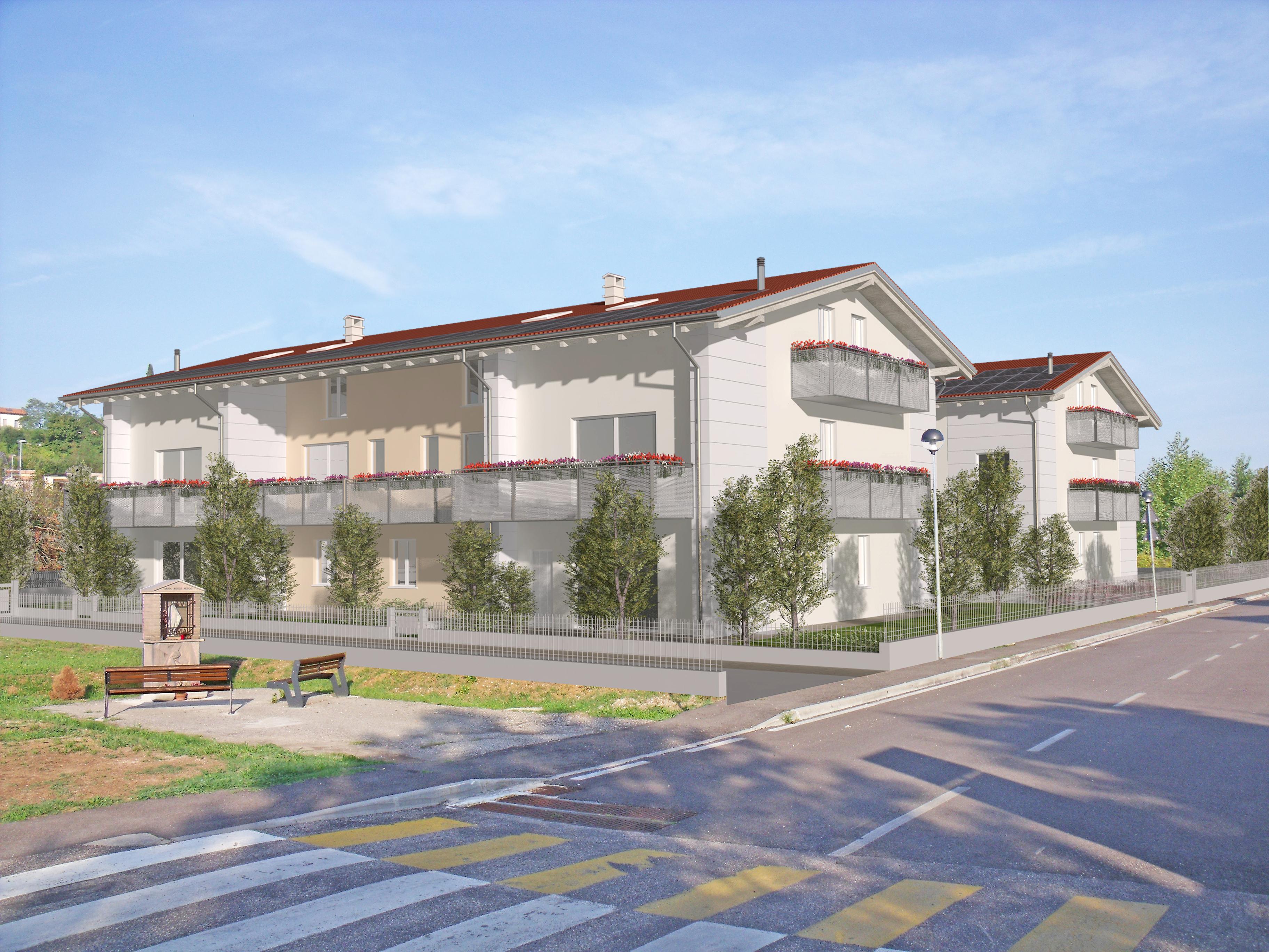 Appartamenti lago di garda costermano vendita diretta dall for Appartamenti lago di garda affitto